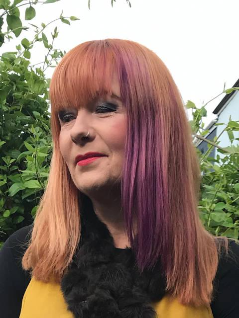 image showing When colouring your hair, why stop at just one new colour