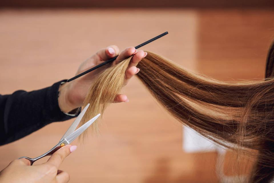 image showing The perfect hair look starts with a professional cut for the shape that suits you